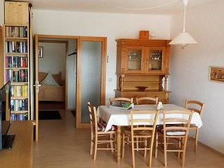 Apartment Schwarzwaldblick  in Schonach, Black Forest - 4 persons, 2 bedrooms