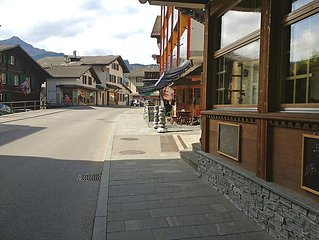 Apartment Im Tuftli  in Grindelwald, Bernese Oberland - 4 persons, 2 bedrooms