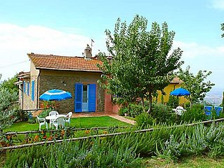 Apartment Tipologia Bilocale  in Vinci, Florence Countryside - 5 persons, 1 bed