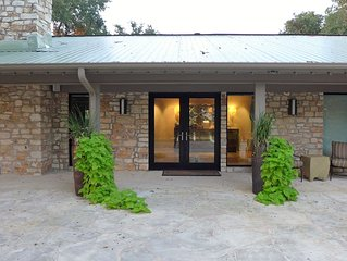Hidden Hill Country Oasis -15- 20 Minutes To Downtown Austin - Quiet Retreat