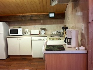 "Apartment ""the Nantau"" *** up to 6 people. including children and bb"
