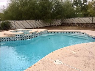 Spacious Home w/Heated Pool