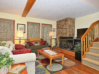 It's Millertime! Renovated condo right in the center of Canaan Valley, WV!!