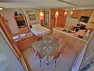 Iron Horse Resort 5064: 0.5 BR / 1 BA wp condo in Winter Park, Sleeps 4