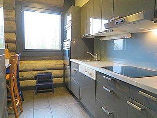 Vacation home Kiehinen  in Inari, Lappi - 8 persons, 2 bedrooms