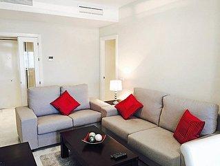 Apartment Cosmo Beach III  in Estepona, Costa del Sol - 6 persons, 2 bedrooms