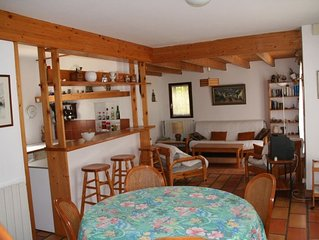 Vacation home Le Bois du Kador  in Crozon - Morgat, Brittany - Southern - 6 per