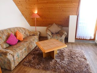 Apartment Schwarzwaldblick  in Schonach, Black Forest - 3 persons, 1 bedroom