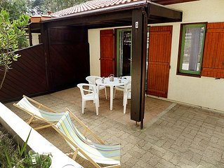 Vacation home Les Quatre Saisons  in Lacanau, Gironde - 4 persons, 1 bedroom