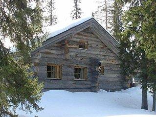 Vacation home Kelo-ville  in Sodankylä, Lappi - 6 persons, 2 bedrooms