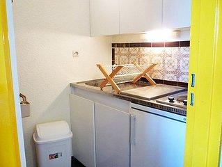 Apartment Pegase Phenix  in Le Corbier, Savoie - Haute Savoie - 6 persons, 1 be