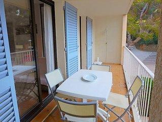 Apartment le Verdon  in Six Fours La Coudouliere, Cote d'Azur - 4 persons, 2 be