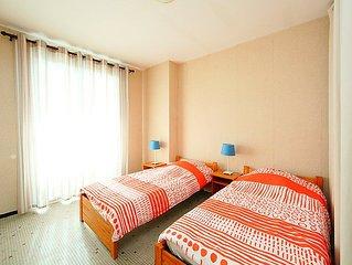 Apartment La Centrale  in Hossegor, Les Landes - 5 persons, 1 bedroom