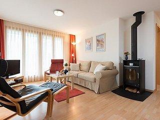 Apartment Silberhorn  in Wengen, Bernese Oberland - 4 persons, 2 bedrooms