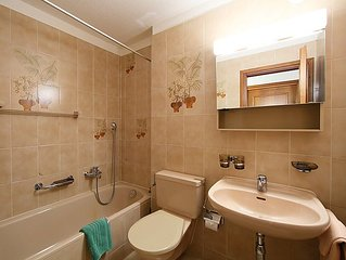 Apartment 34-8  in Silvaplana - Surlej, Engadine - 6 persons, 2 bedrooms
