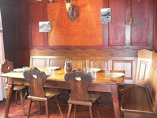 Vacation home Petits Quinquins  in Verbier, Valais - 11 persons, 6 bedrooms