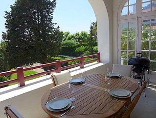 Apartment Soledad  in Saint - Jean - de - Luz, Basque Country - 4 persons, 2 be