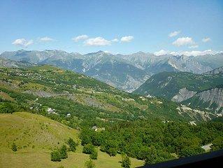 Apartment Lunik Orion  in Le Corbier, Savoie - Haute Savoie - 6 persons, 1 bedr