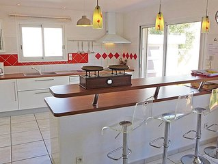 Vacation home LES VILLAS DE CANET SUD  in Canet - Plage, Pyrenees - Orientales