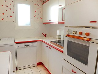 Apartment Val  in Saint Malo, Brittany - Northern - 6 persons, 2 bedrooms