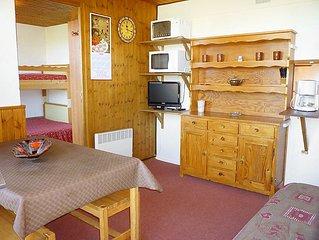 Apartment Soyouz Vanguard  in Le Corbier, Savoie - Haute Savoie - 4 persons, 1