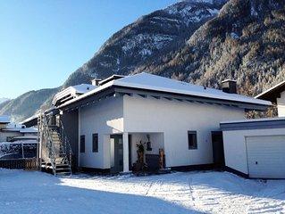 Ferienwohnung Frischmann  in Umhausen, Otztal - 2 Personen, 1 Schlafzimmer