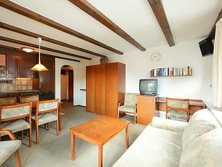 Apartment 79-1  in Silvaplana - Surlej, Engadine - 5 persons, 2 bedrooms