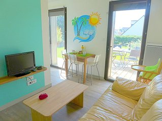 Apartment Chevret  in Saint Malo, Brittany - Northern - 3 persons, 1 bedroom