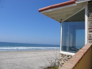Gated & Patrolled Oceanfront Villa w/ Private Beachfront Terrace