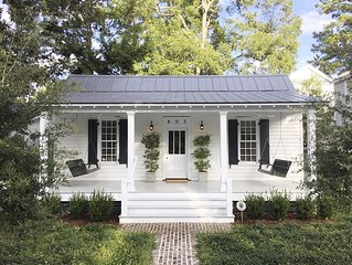 Recently Restored 1889 Cottage in the Heart of the Historic District
