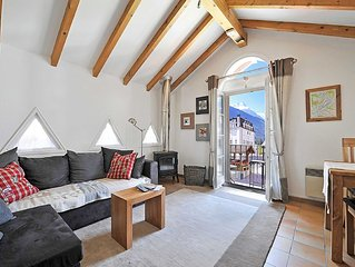 Les Moulins apartment -  an apartment that sleeps 4 guests  in 1 bedroom