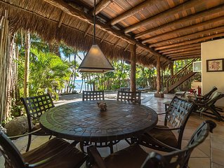 Casa Yamulkan: 6  BR, 5.5  BA Villa in Soliman Bay, Sleeps 14