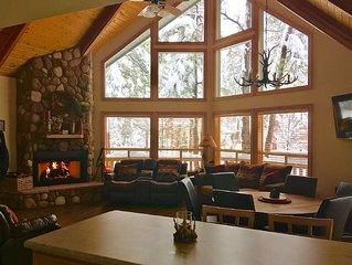 SPRING BREAK DISCOUNT $199/Night! FAMILY TIME IN THE MOUNTAINS!