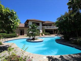 Impressive two storey villa in a prestigious beachfront community (SHR)