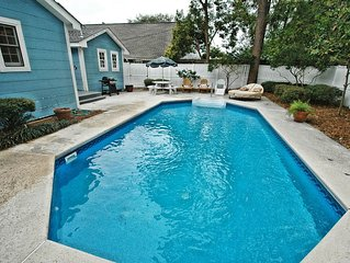 East Beach Cottage with Pool