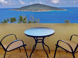 Quiet Northside Condo Minutes From World Famous Magens Bay