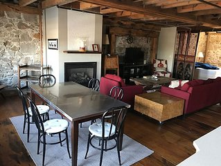 Luxury two story Penthouse in the heart of New Bedford.