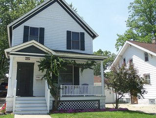 Captain's Quarters: 3 BR Vacation Home w/ Garage, Bikes, & Toys (Sleeps 10)