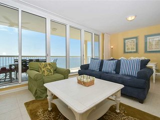West 1603 | Gulf-Front, Three Bedroom Condo | Fully Equipped Kitchen