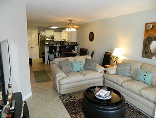 Completely Remodeled 2br 2ba condo! Everything is brand new! SLEEPS 10!