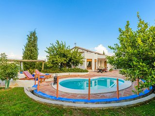 Villa Lucia - Cottage for 8 people in Alhaurin el Grande