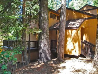 Morning Star Condominium: 1 BR / 1 BA  in Shaver Lake, Sleeps 2