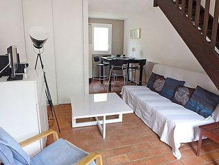 Vacation home Les Landaises  in Lacanau, Gironde - 6 persons, 2 bedrooms