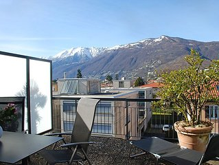 Apartment Corallo (Utoring)  in Ascona, Ticino - 4 persons, 1 bedroom