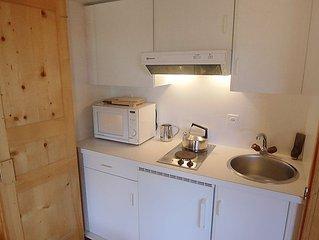 Apartment Le Bristol A16  in Villars, Alpes Vaudoises - 4 persons, 1 bedroom