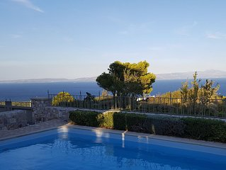 Exceptional Villa, Stunning sea view, Private Pool