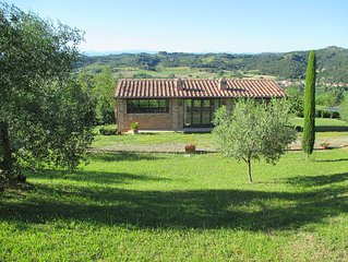 Private, country-house with infinity pool near Firenze, Pisa, Lucca e Siena
