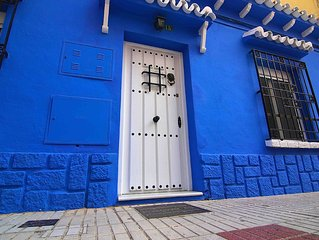 House just 200 meters from the beach. Newly renovated apt for 8 people.