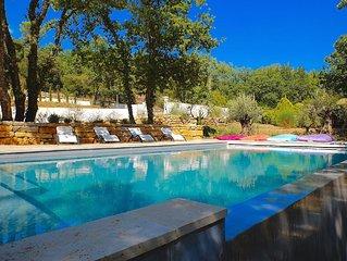 Grand Mas with pool