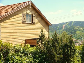 Superb in Gerardmer - Panoramic valley and ski slopes - 8 people